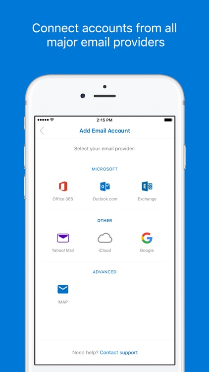 Microsoft Outlook - email and calendar app image
