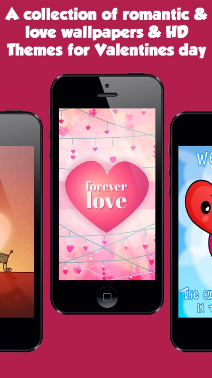 Valentine's Day Love Backgrounds & Wallpapers HD