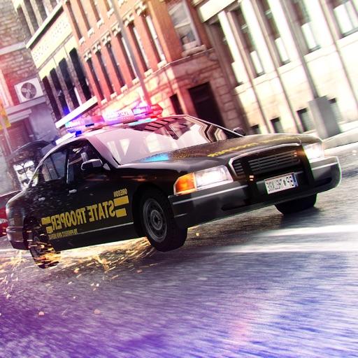Police Car Driving Simulator Racing The Robbers