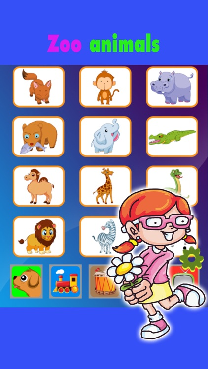 ฺฺิิBaby learning games with flashcards