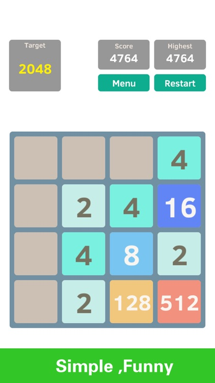 2048:Online screenshot-0