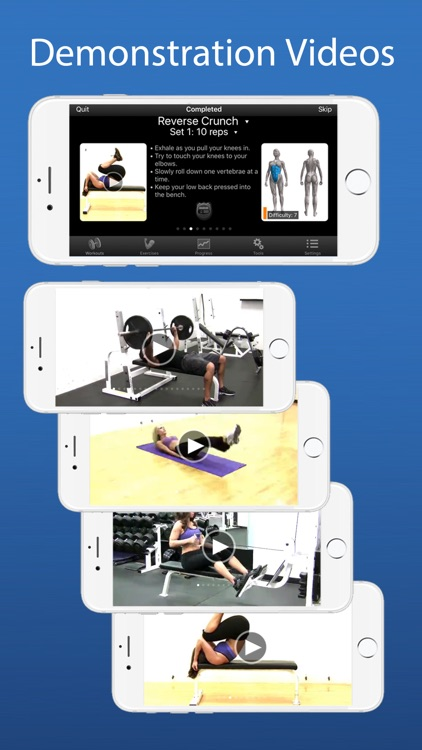 iPersonalTrainer - Fitness Workouts