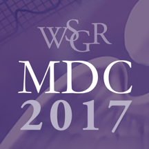 WSGR 2017 Medical Device Conference