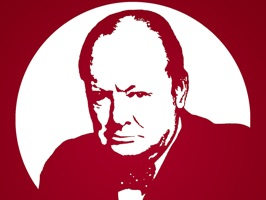 What would Churchill say Stickers