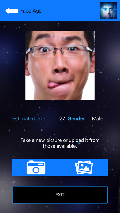 AgeBot: How old am I? Age Test screenshot 4