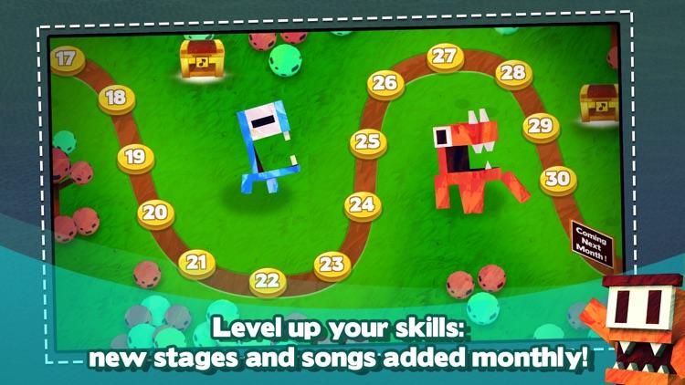 Monster Chords: Guitar & Ukulele Fun Learning Game screenshot-3