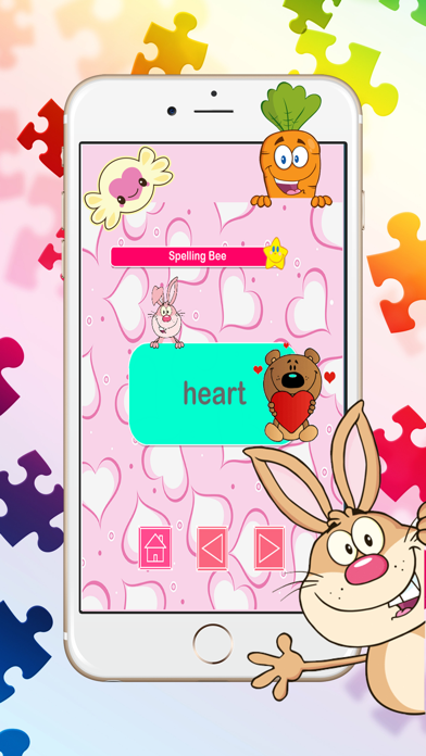 Valentine Word Search Puzzles for Kids of All Ages screenshot two