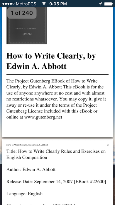 How to Write Clearly by Edwin A. Abbott-2