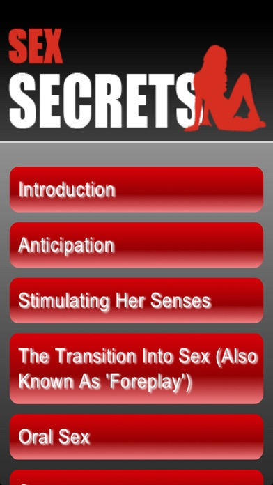 Sex Secrets Скриншоты3