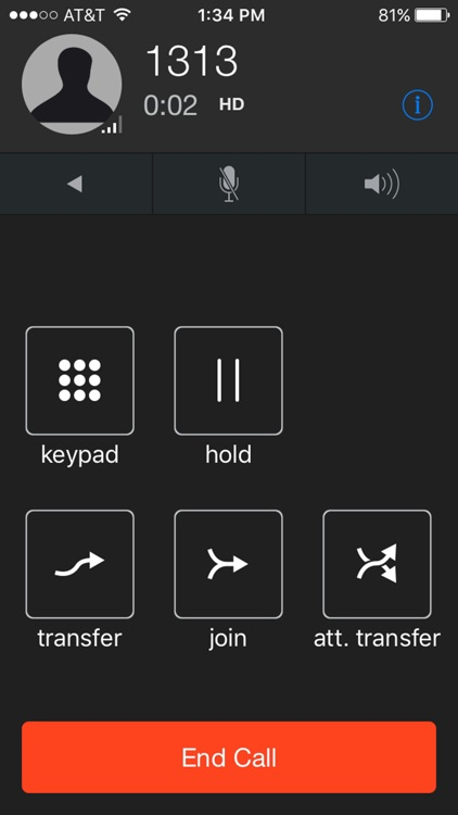 NimbusPhone screenshot-4