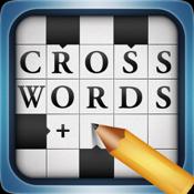 Crosswords Plus - the Free Crossword Puzzles App for iPad icon