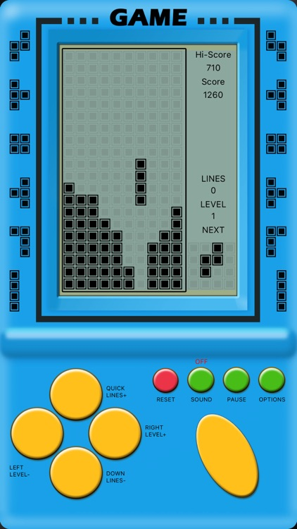 Classic Brick Game: Block Puzzle Breaker King