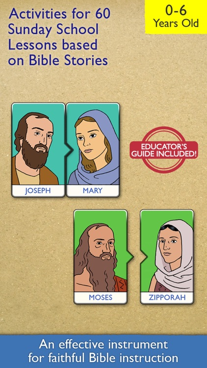 My First Bible Games for Kids and Family Premium screenshot-3