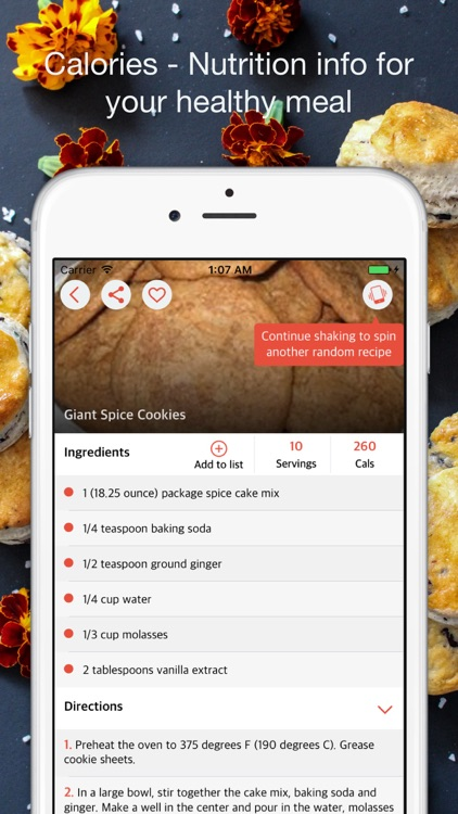 Cookie Recipes - Easy and Delicious Cookies screenshot-4