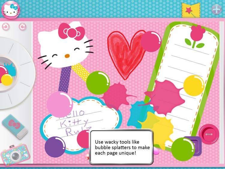 Hello Kitty Scrapbook Spectacular screenshot-3