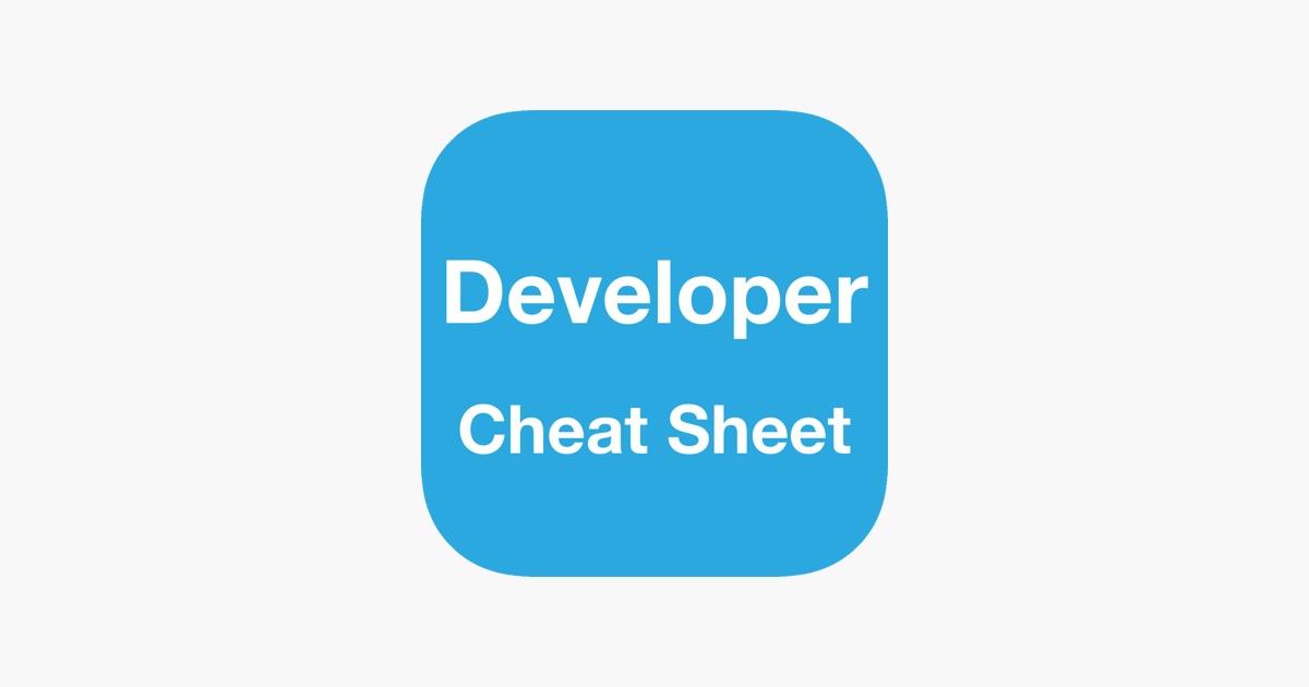Developer cheat sheets swift sandbox on the app store developer cheat sheets swift sandbox on the app store malvernweather Images