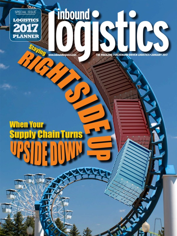 inbound logistics When inbound logistics produced its first issue in 1981, transportation and logistics were back-room silo functions and the term supply chain didn't exist.