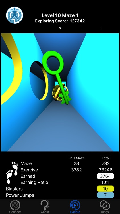 activeMAZE screenshot-0