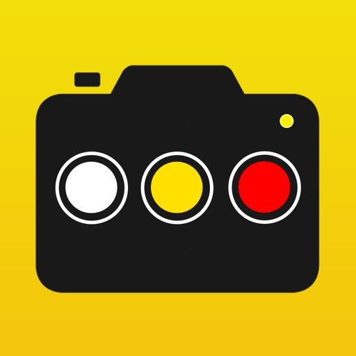 One Touch Camera - No Swipe to Switch Camera Mode