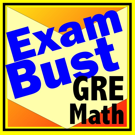GRE Prep Math Flashcards Exambusters