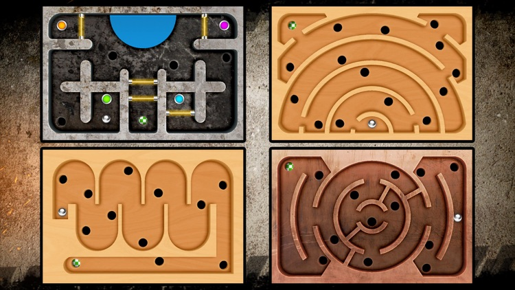 Labyrinth Game screenshot-3