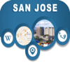 San Jose Costa Rica Offline City Maps Navigation
