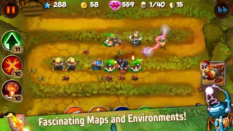 Goblin Defenders: Steel'n'Wood screenshot-3