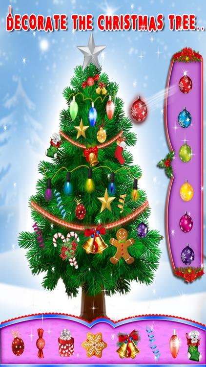 Christmas Tree Decoration - Christmas game