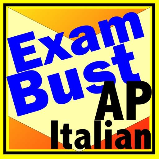 AP Italian Prep Flashcards Exambusters