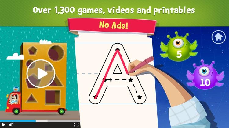 Kids Academy - preschool learning games for kids screenshot-3