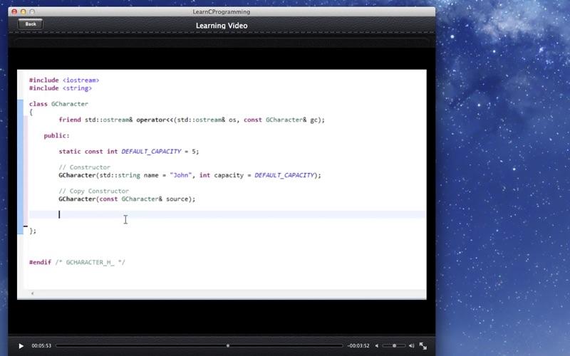 Learning C Programming screenshot 4