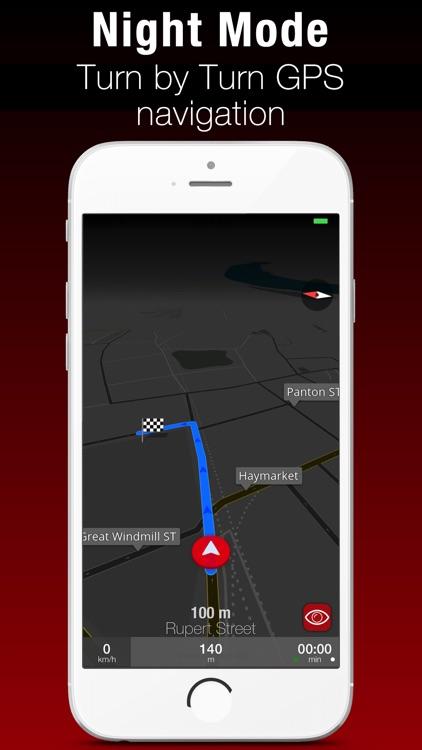 London (Southampton) Tourist Guide + Offline Map screenshot-3