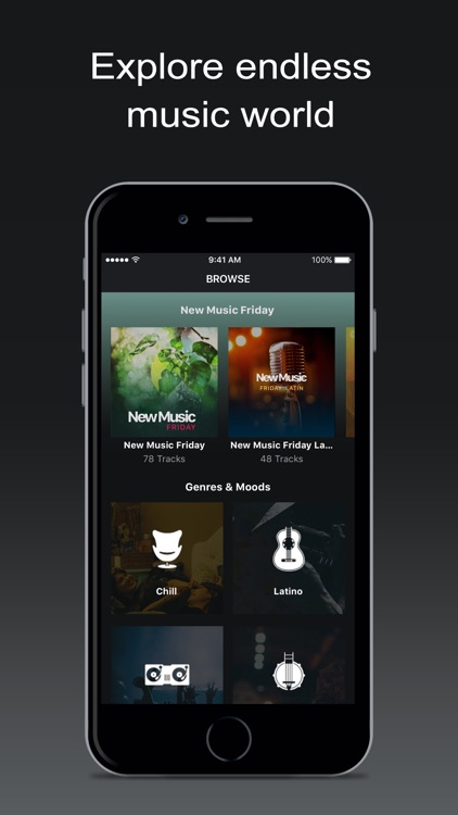 Premium Music Search for iPhone Premium screenshot-4