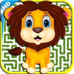 儿童迷宫游戏