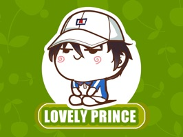 Prince of Tennis: This sticker pack is designed just for you