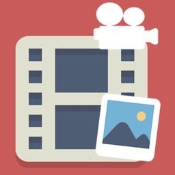 PhotoMovie-Music Slideshow