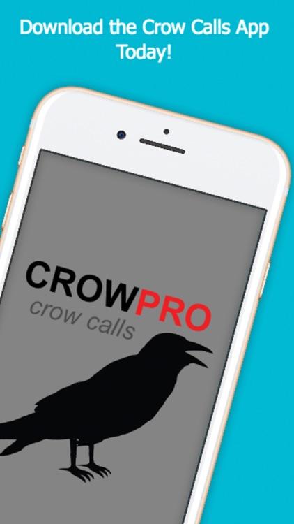 Crow Calls for Hunting screenshot-3