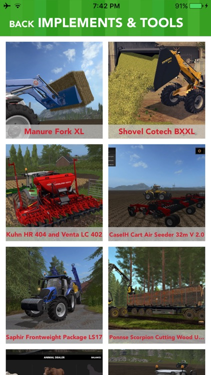 Mods for Farming Simulator 17 - FS 2017 Mod Game screenshot-3