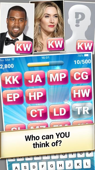 Puzzler NAME GAME screenshot four