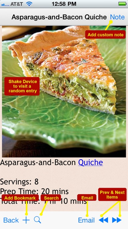 Breakfast & Brunch Recipes screenshot-4