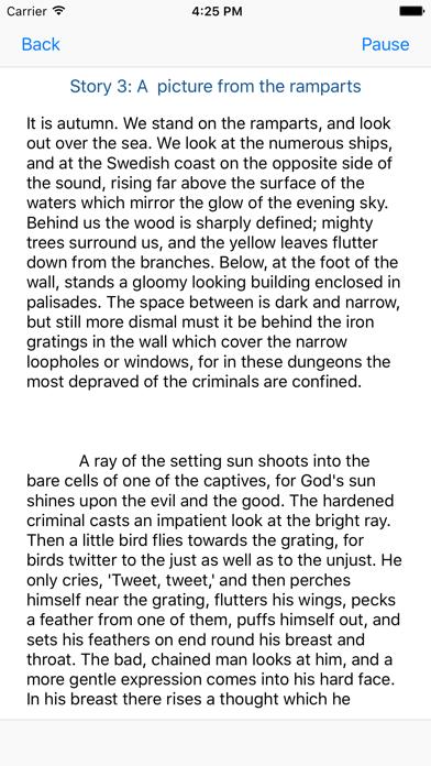 155 Audio Andersen's Fairy Tales In EnglishScreenshot of 1