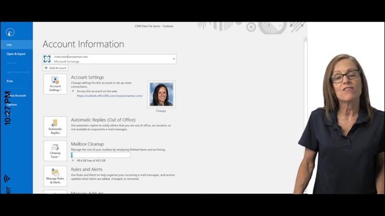 LearnFor Outlook screenshot-4