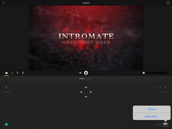 IntroMate - Video Intro Makerのおすすめ画像3