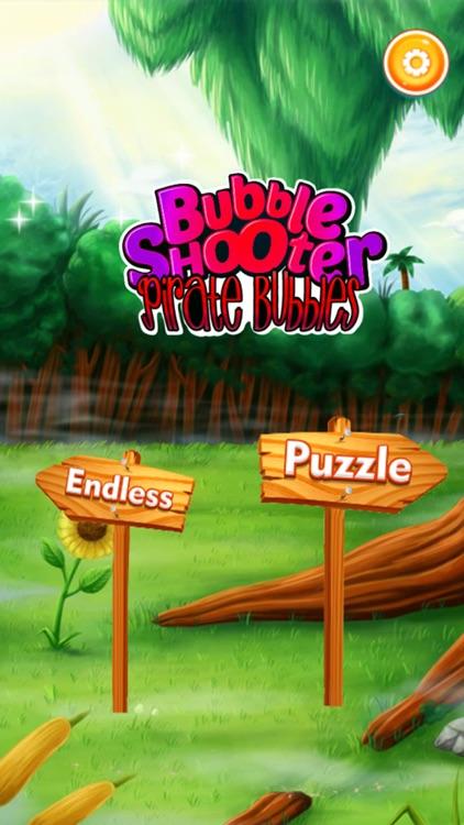 Bubble Shooter Pirate Bubbles