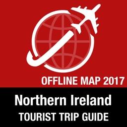 Northern Ireland Tourist Guide + Offline Map