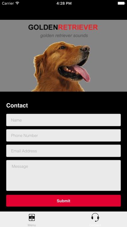 Golden Retriever Sounds for Dogs screenshot-4