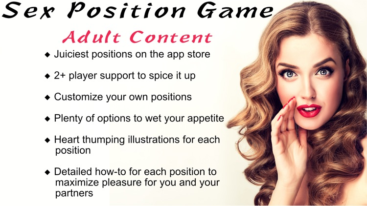 Sex Position Game
