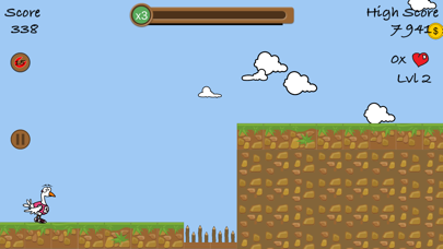 Goose Goose Run screenshot two