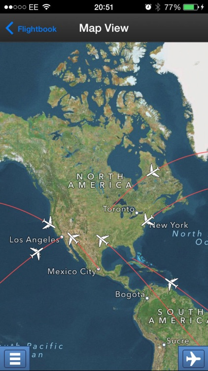 mi Flight Tracker Free - Live status and tracking