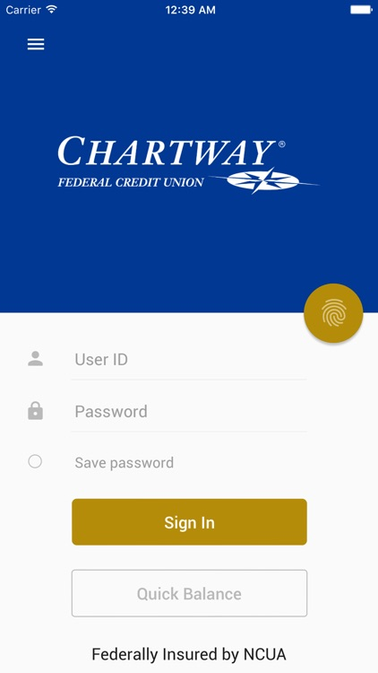Chartway Mobile Banking
